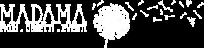 Madama Fiori – Eventi Matrimoni Bergamo Logo