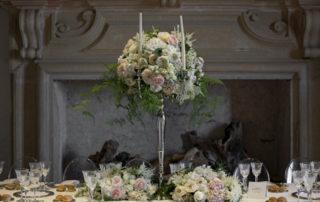 fiori per centrotavola matrimonio