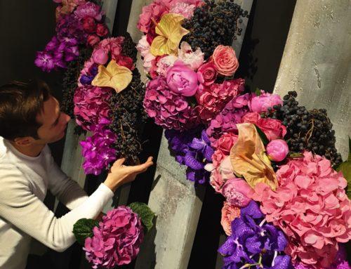 Madama Fiori eletto miglior flower designer alla prestigiosa manifestazione di Orticola